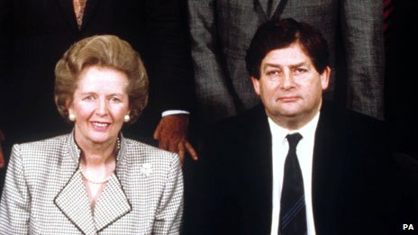1989年にマーガレット・サッチャ...